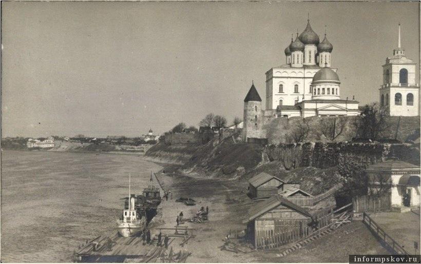 Фото: сообщество «Троицкий собор Псковского Кремля» в «Вконтакте»