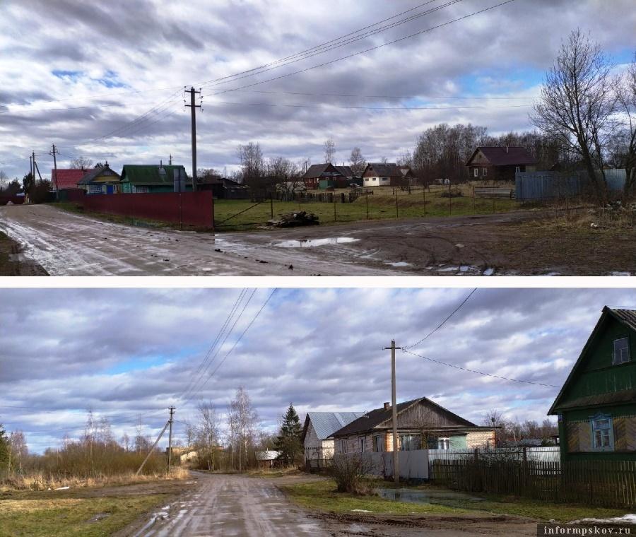 Пять новых площадок для сбора ТКО появится в четырёх деревнях Великолукского района. Фото газеты «Наш путь»