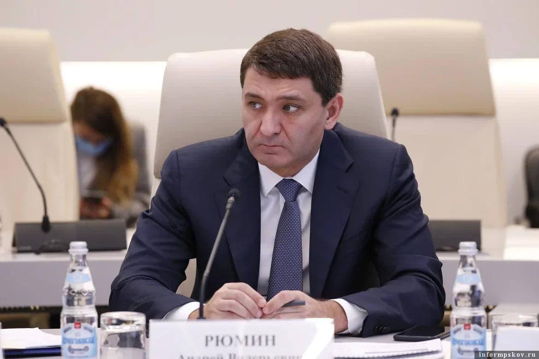 Андрей Рюмин. Фото пресс-службы компании.