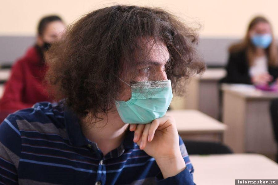 Ограничения по коронавирусу в Псковской области, возможно, продлят. Фото Павел Бедняков/РИА «Новости»