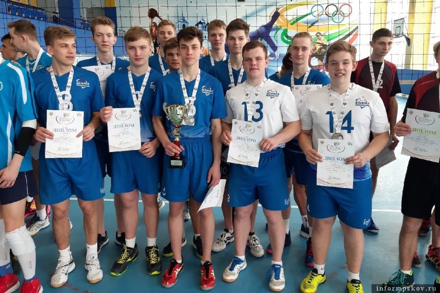 В Пскове закончился 2 этап V летней Спартакиады молодёжи России