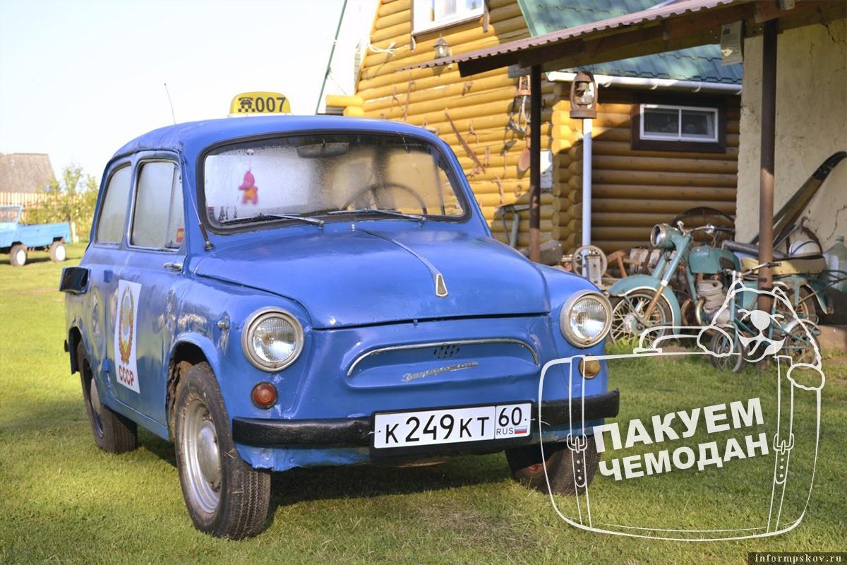 В ближайшие выходные предлагаем отправиться по интересным местам Печорского района.