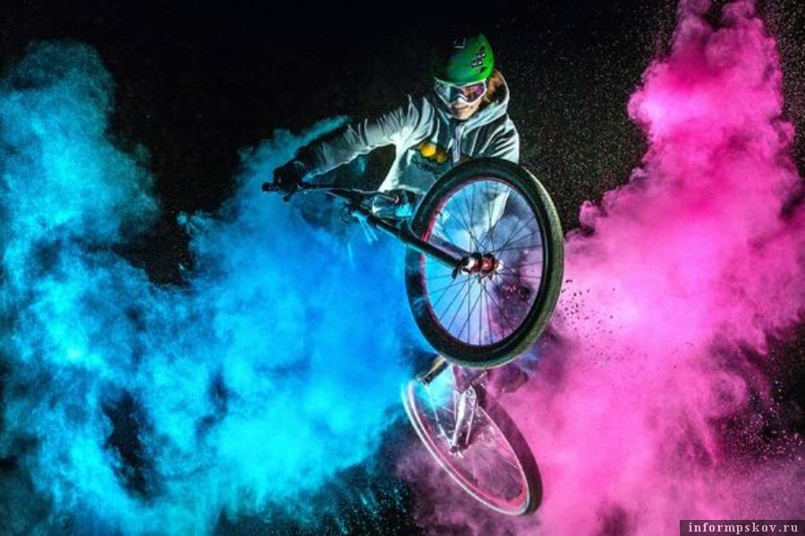 Велосипедистам будет раздолье. Фото telegraf.com.ua