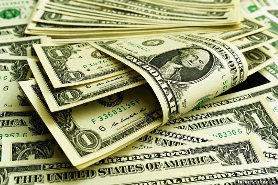 А может ли Россия отказаться полностью от доллара? Фото ИНОСМИ