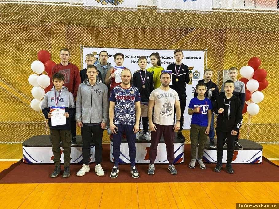 Команду Псковской области представляли спортсмены г. Пскова и Великих Лук. Фото Алёны Комаровой