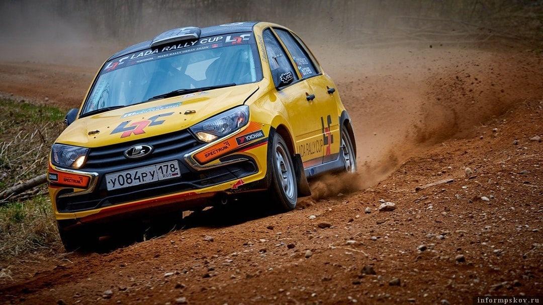 Фото из группы «LADA Rally Cup 2020» в социальной сети «ВКонтакте».