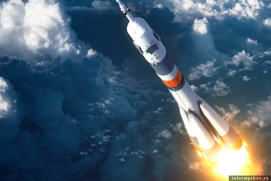 Космическим туристам России придётся ждать. Фото Вконтакте