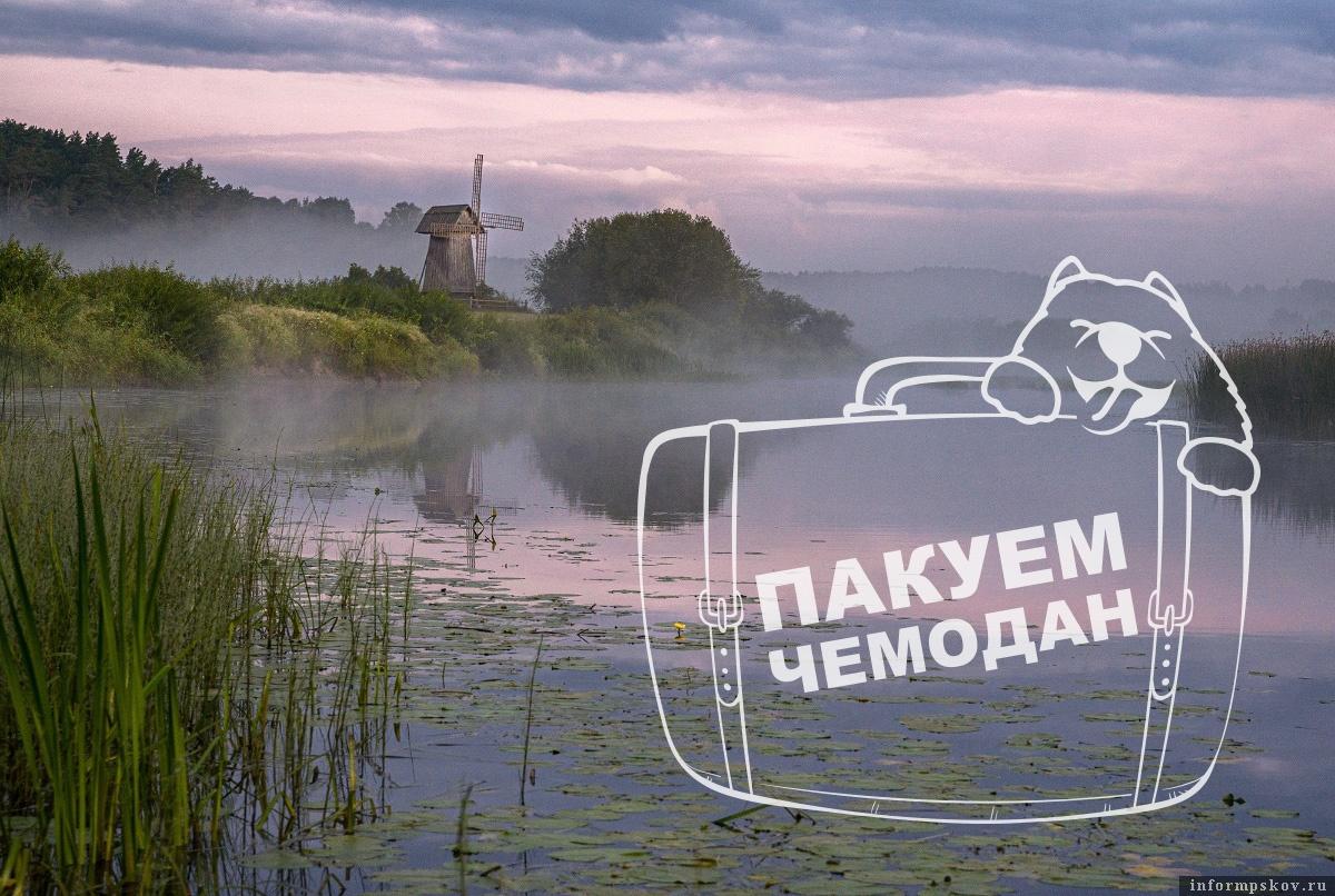 Путешествие в Пушкиногорский район.