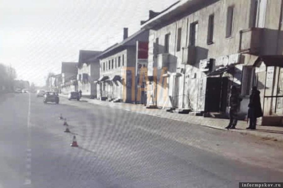 Несовершеннолетний пешеход доставлен в больницу. Фото Невельский вестник
