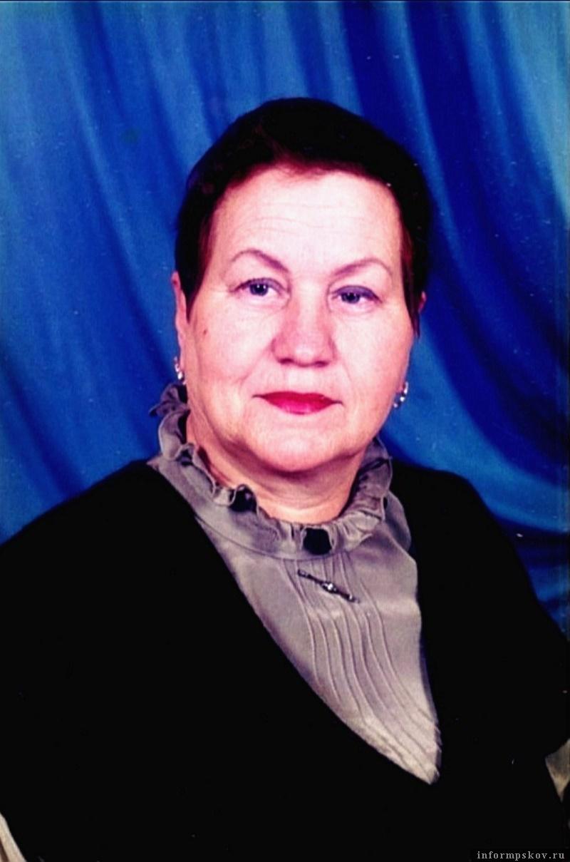 Умерла кардиолог Псковской городской больницы Ванюхина Н.Г. Фото из архива горбольницы