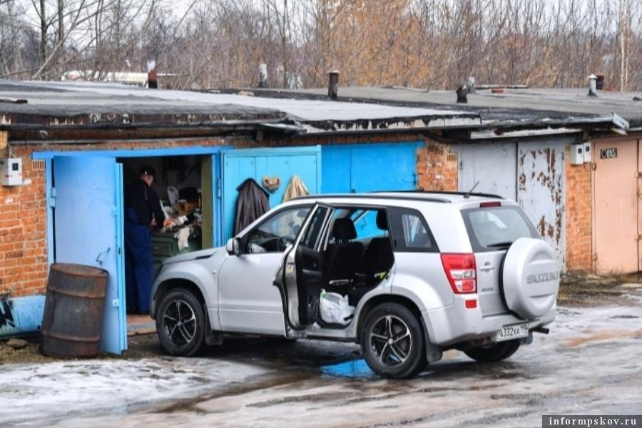 Оформить гараж и землю под ним теперь станет проще.  Фото © РИА Новости, Рамиль Ситдиков
