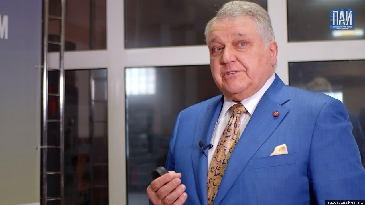 Михаил Ковальчук. Фото ПАИ