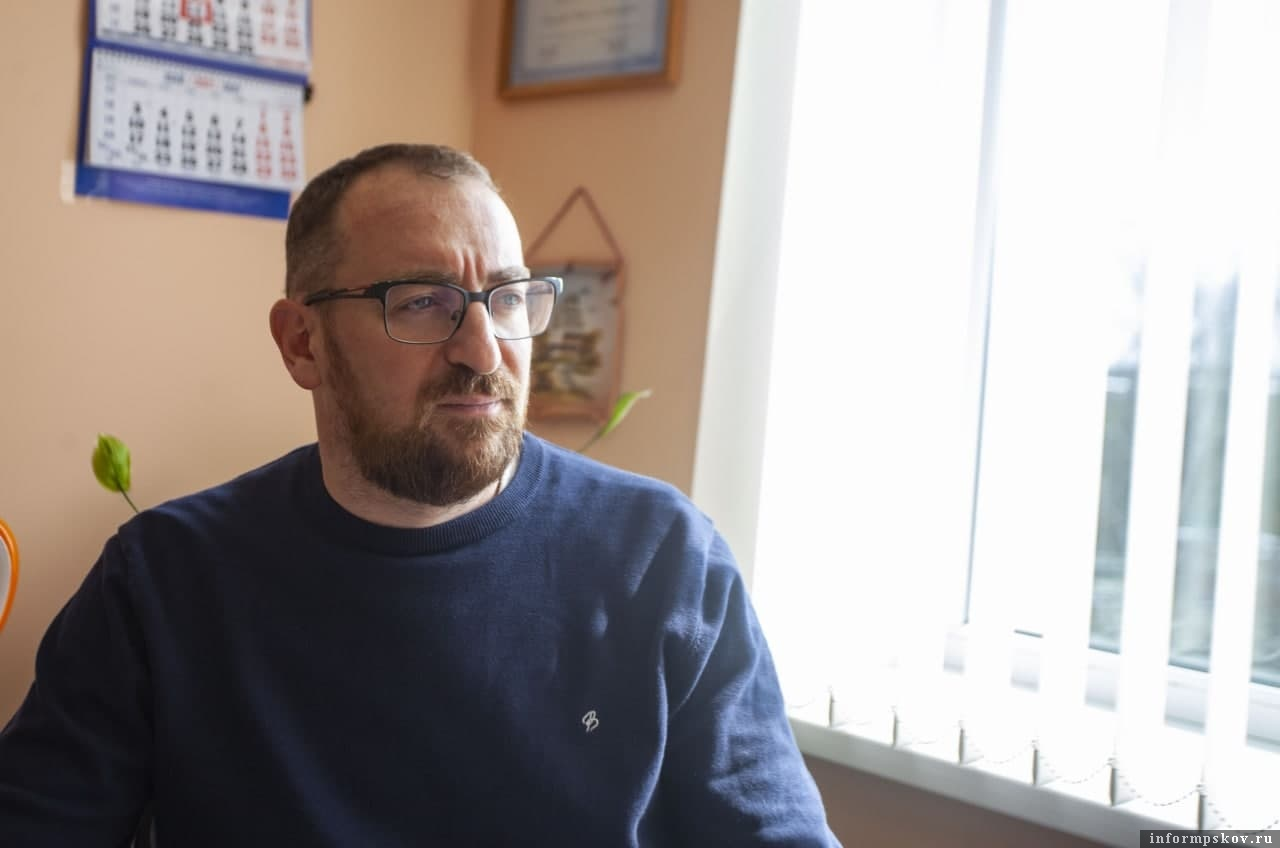 Илья Черниковский. Фото здесь и далее Арсения Тимашова