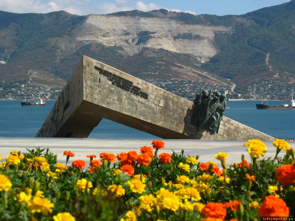 «Малая земля» – мемориал, который обязан посетить каждый. Фото предоставлено автором.