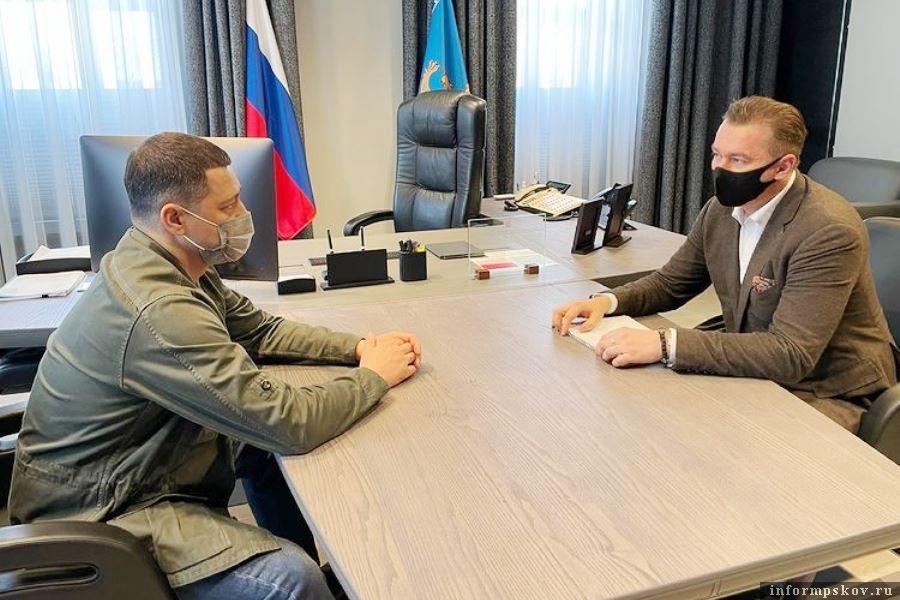 Губернатор сообщил, что Псковская область сможет принять фестиваль в начале июля этого года. Фото Instagram