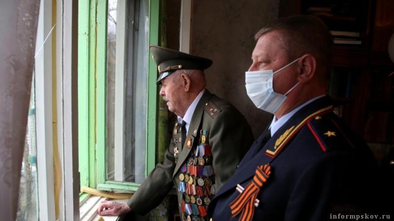 Фото: пресс-служба УМВД России по Псковской области.