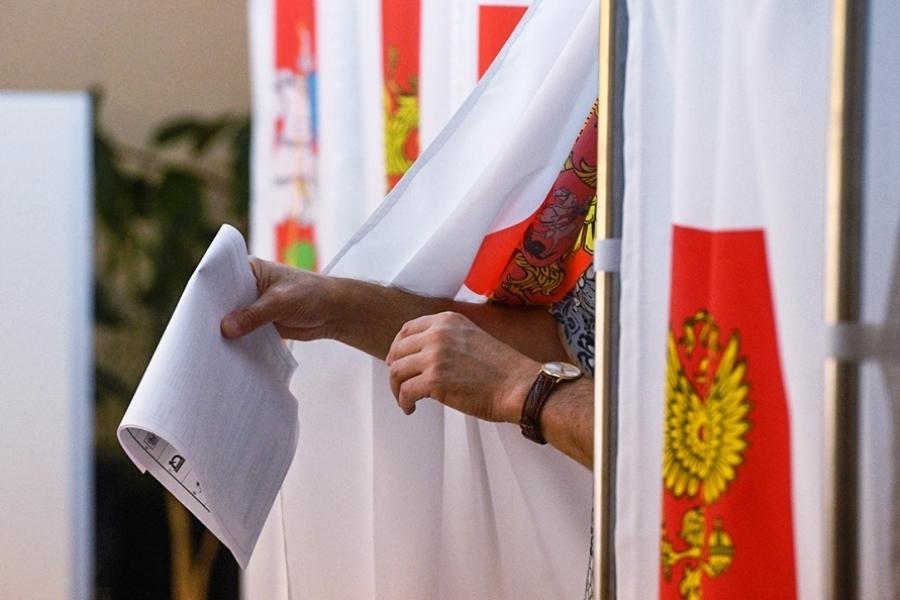 Выборы пройдут по всей России 19 сентября 2021 года. Фото Евгений Одиноков / РИА Новости