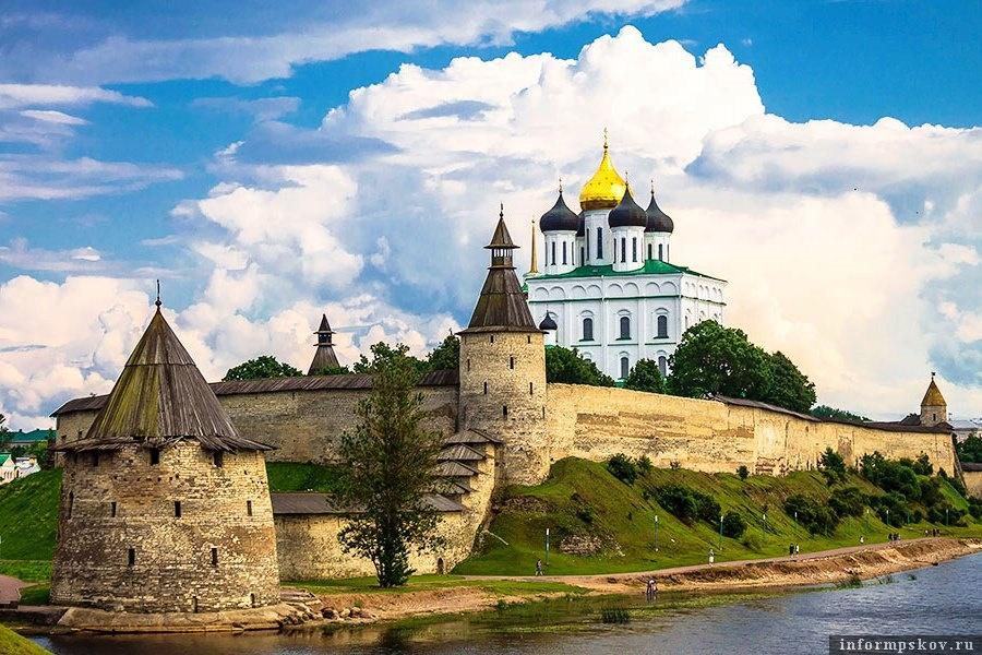Псковская область начнёт принимать туристов, подтверждающий свой антиковидный статус. Фото tripplanet.ru