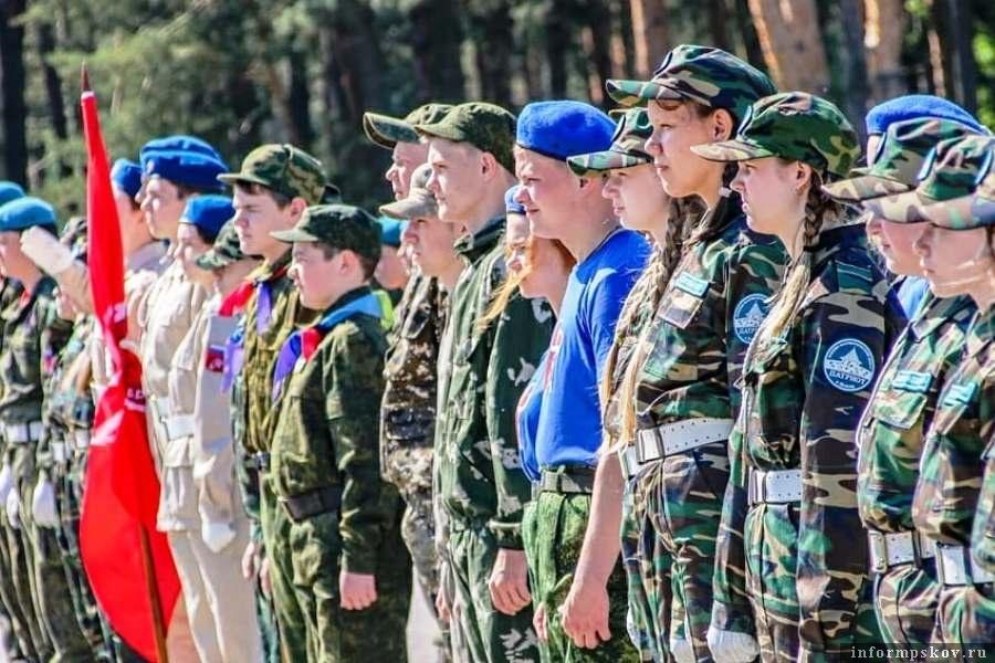 Команда Псковского района заняла первое место в игре «Победа». Фото Instagram