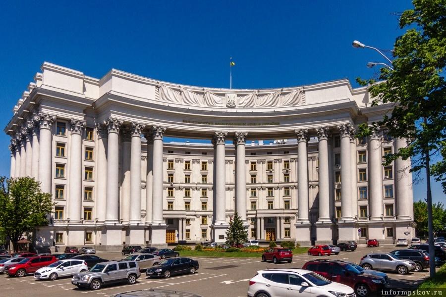 Украинское министерство иностранных дел не рекомендует Россию для туризма. Фото wikimedia