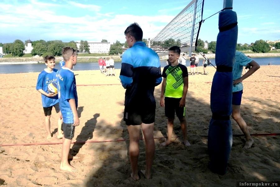 Пустошкинские мальчишки одержали победу. Фото Вконтакте