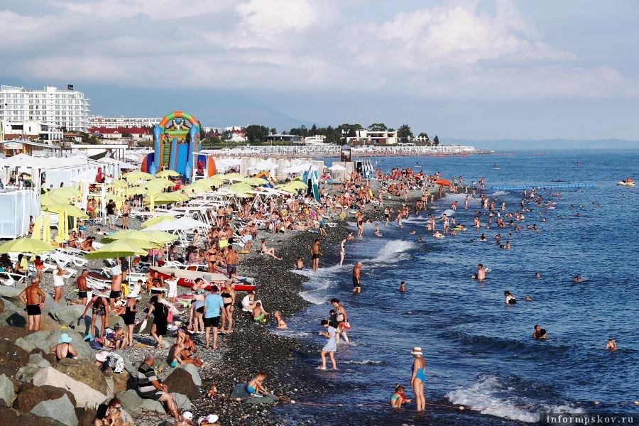 В Краснодарском крае Указом губернатора вводят обязательную вакцинацию. Валерий Шарифулин/ТАСС