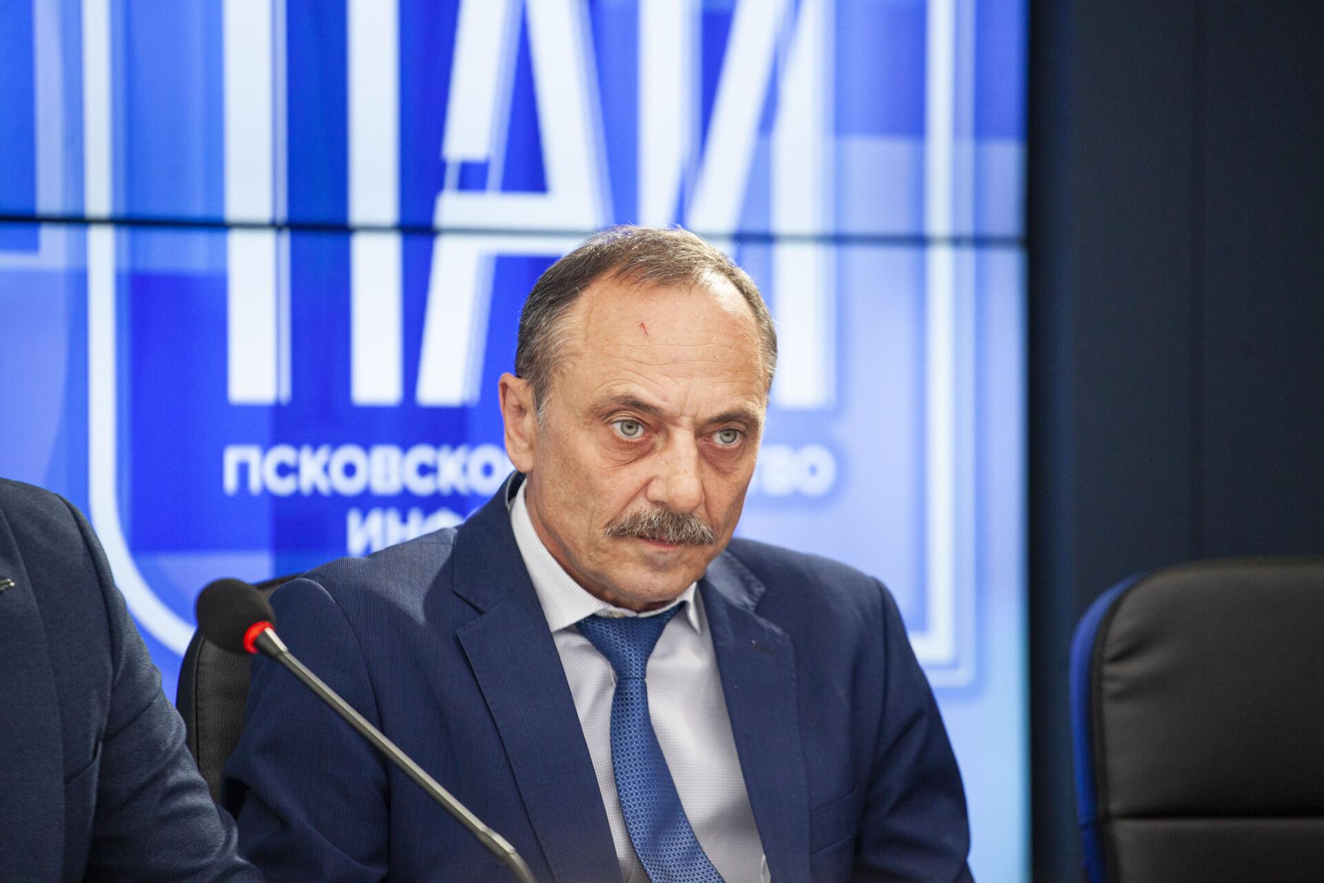 Герман Петрушко. Фото Арсения Тимашова