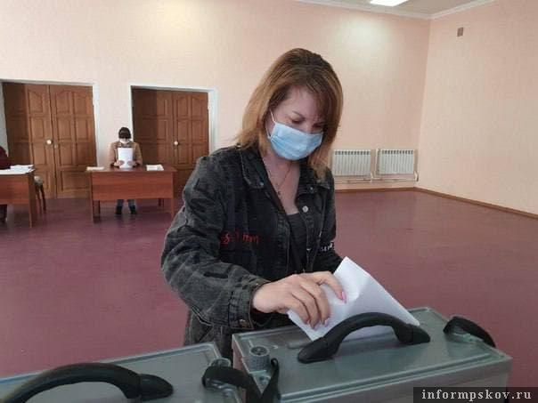 Предварительное голосование «Единой России» в Псковской области прошло небывало активно