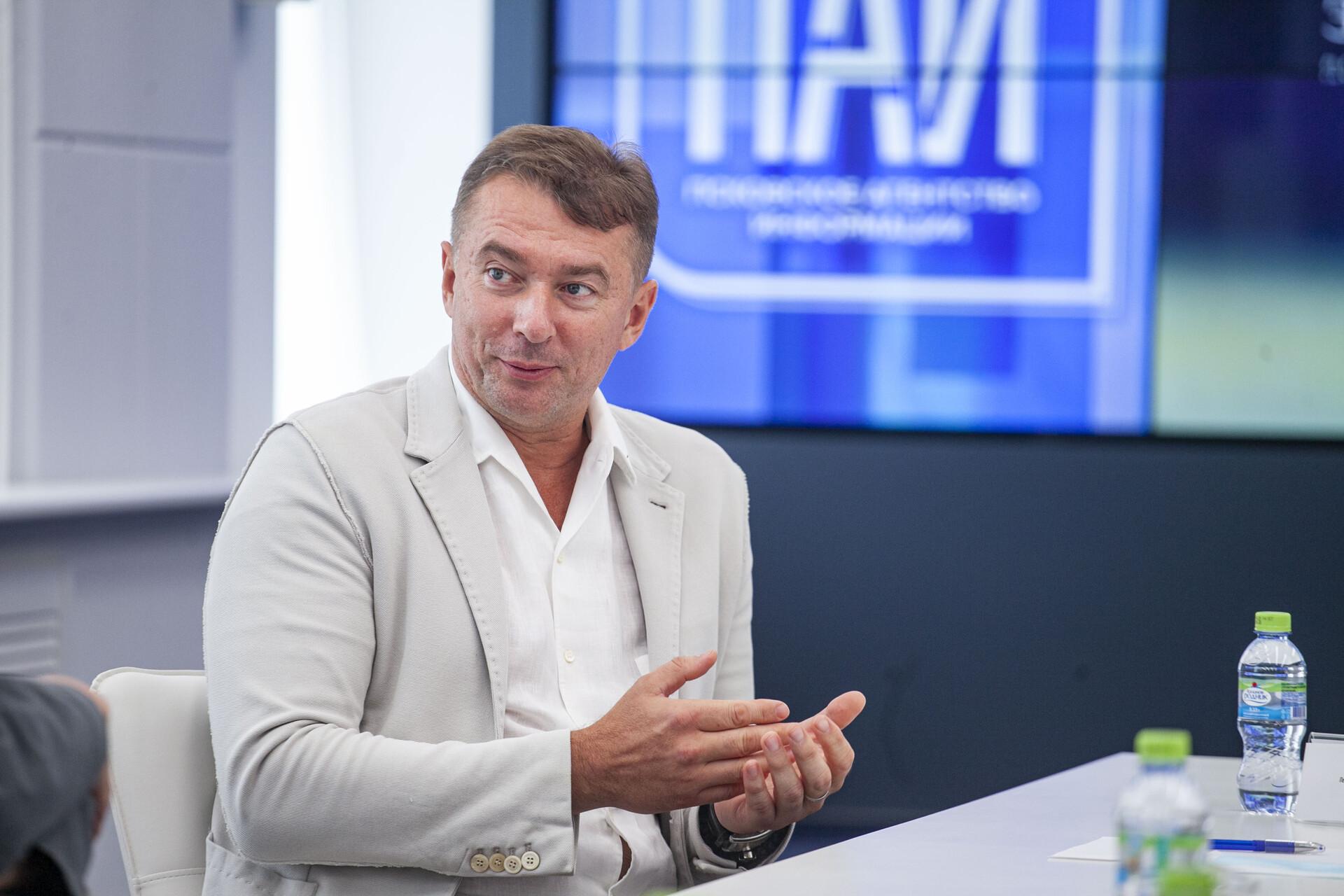 Эдуард Пичугин. Фото ПАИ.