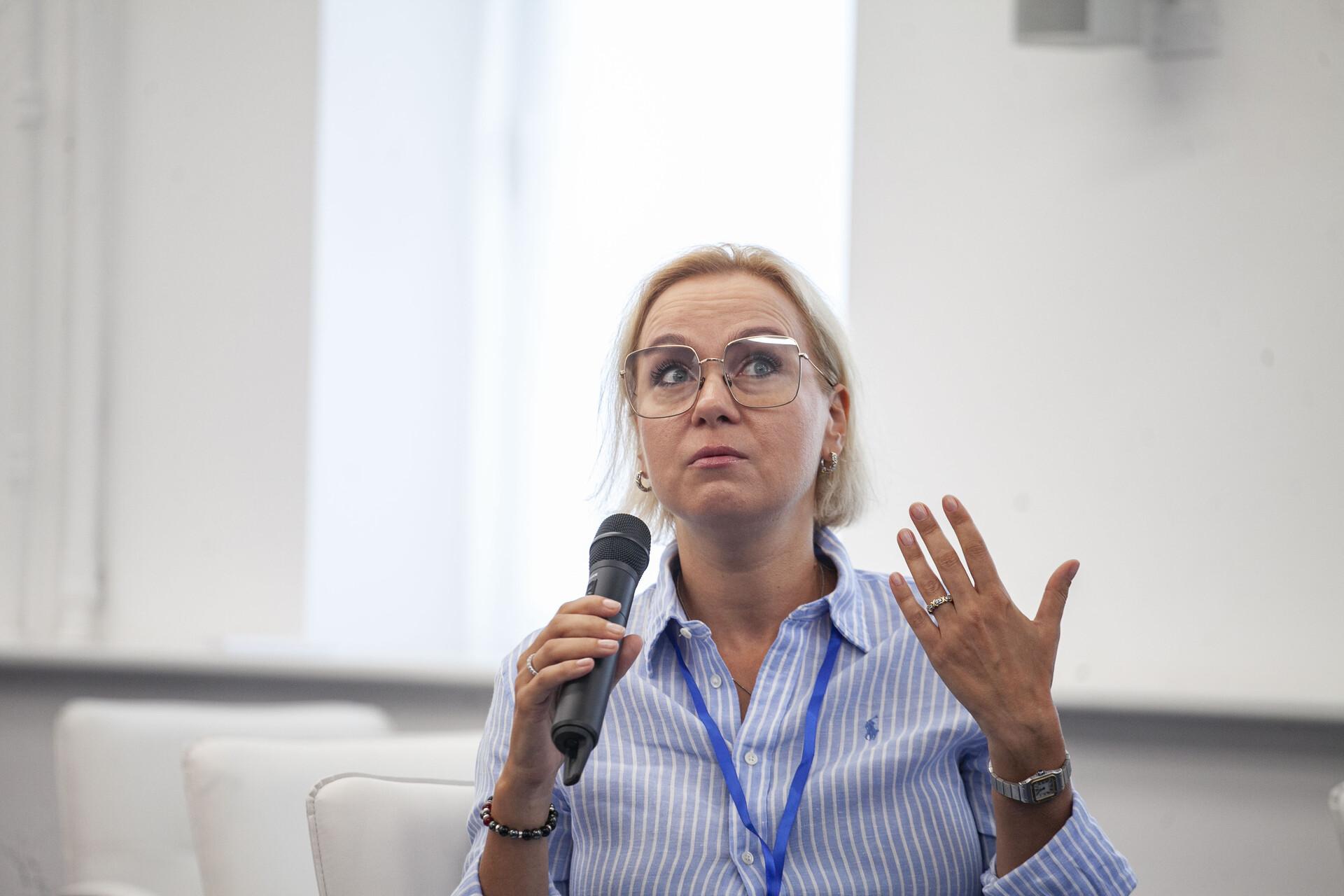 Светлана Чуйкина. Фото Арсения Тимашова.