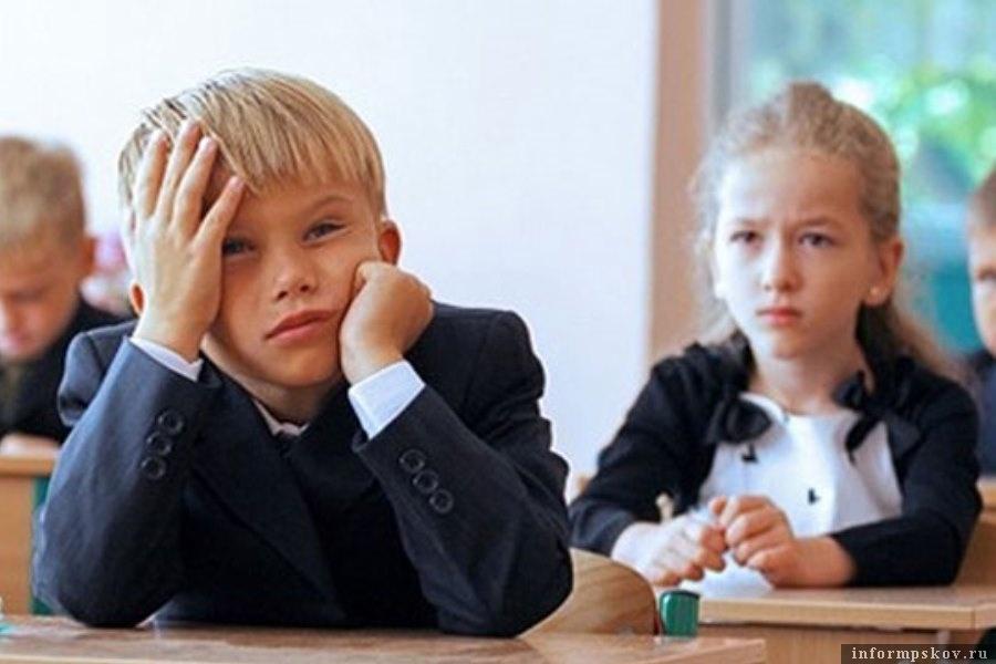 Государственную выплату на школьников передвинули на более ранний  срок. Фото Вконтакте
