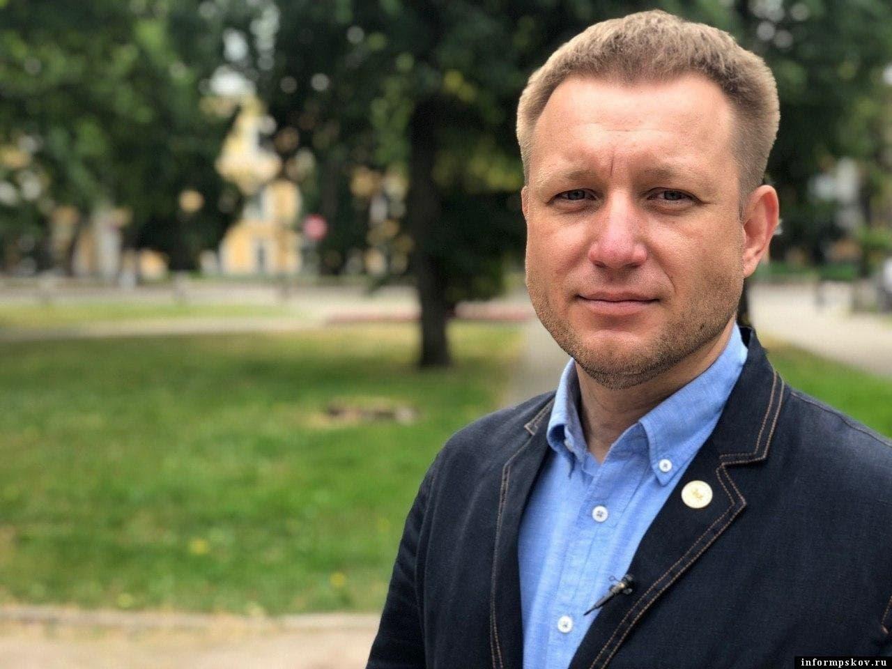 Игорь Сопов. Фото ПАИ.