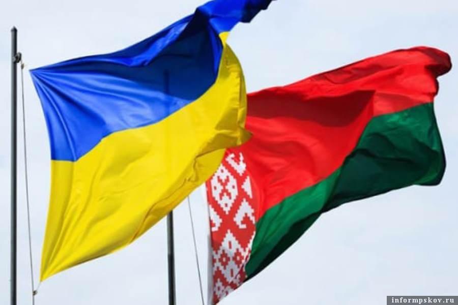 Белоруссия хочет полностью закрыть границу с Украиной. Фото pravda.com.ua