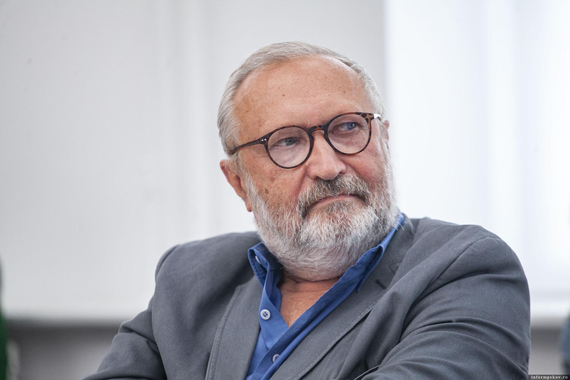 Александр Поздняков. Фото ПАИ.