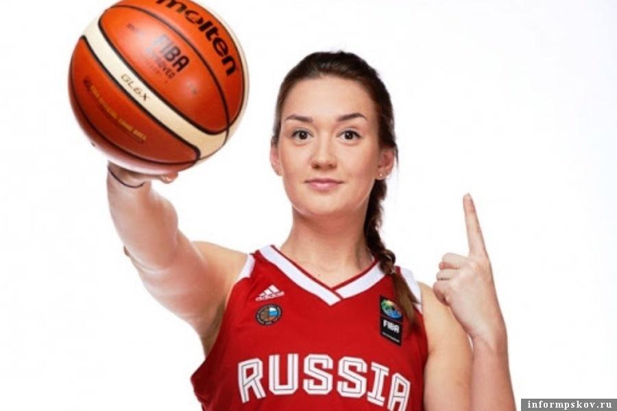 Баскетболистка Анастасия Логунова рассказала об условиях проживания в Олимпийской деревне в Токио. Фото orenbasket.ru