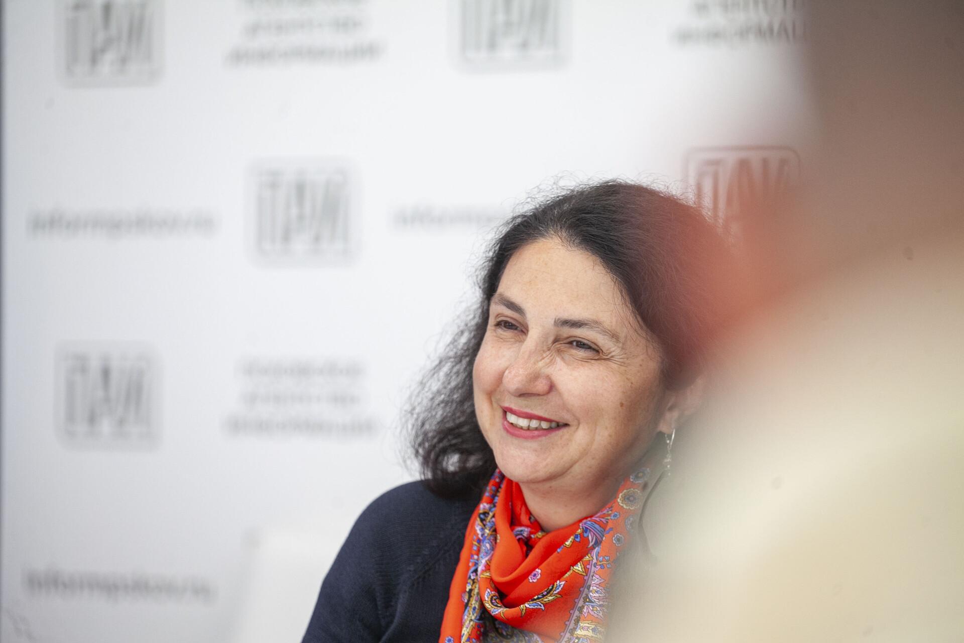 Нина Ромодановская. Фото ПАИ.