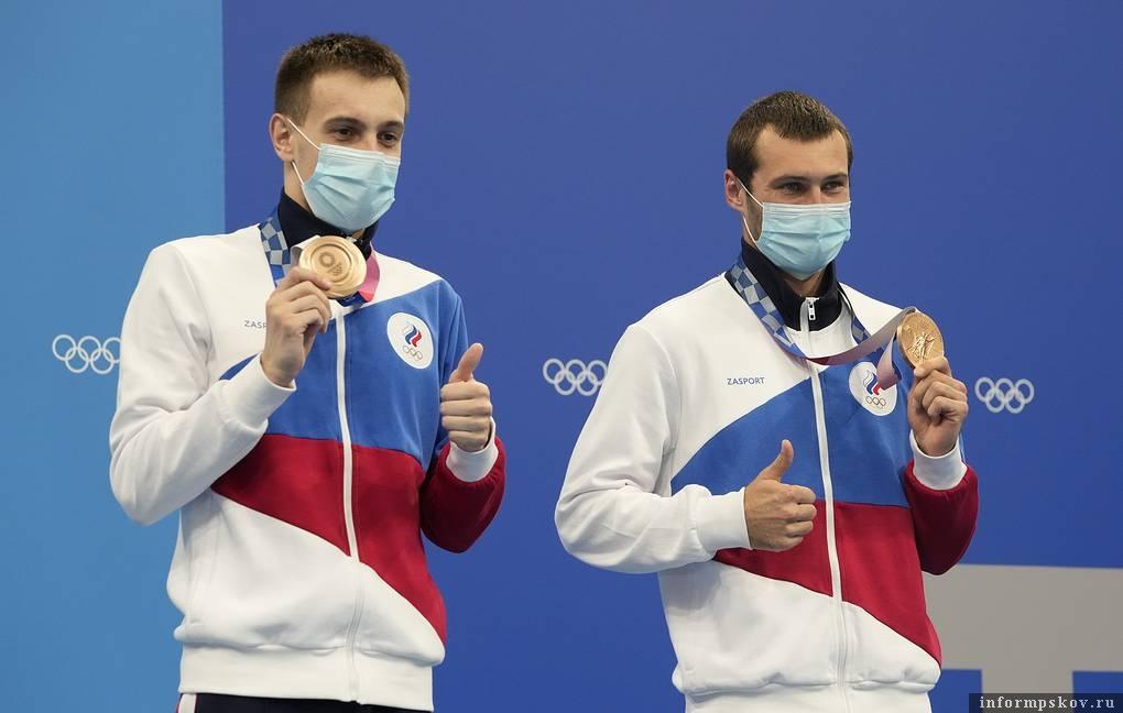 Александр Бондарь и Виктор Минибаев. Фото ТАСС