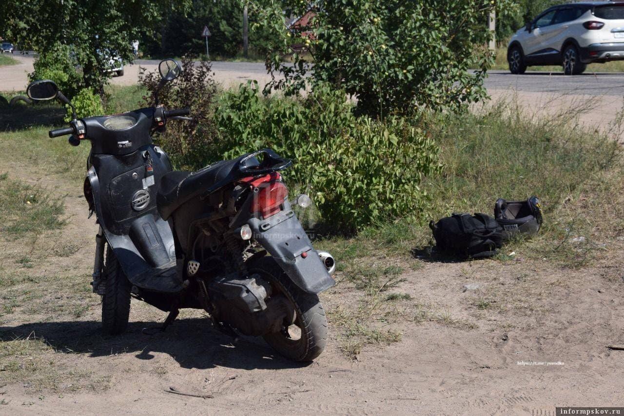 Фото с места происшествия: Газета «Красный маяк»