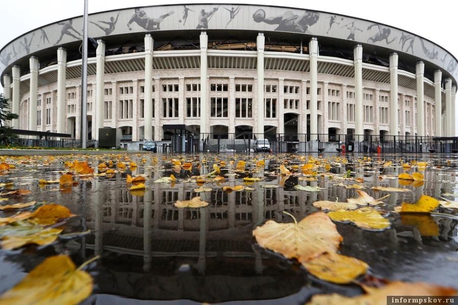 Главному стадиону страны исполнилось 65 лет. Фото TASS