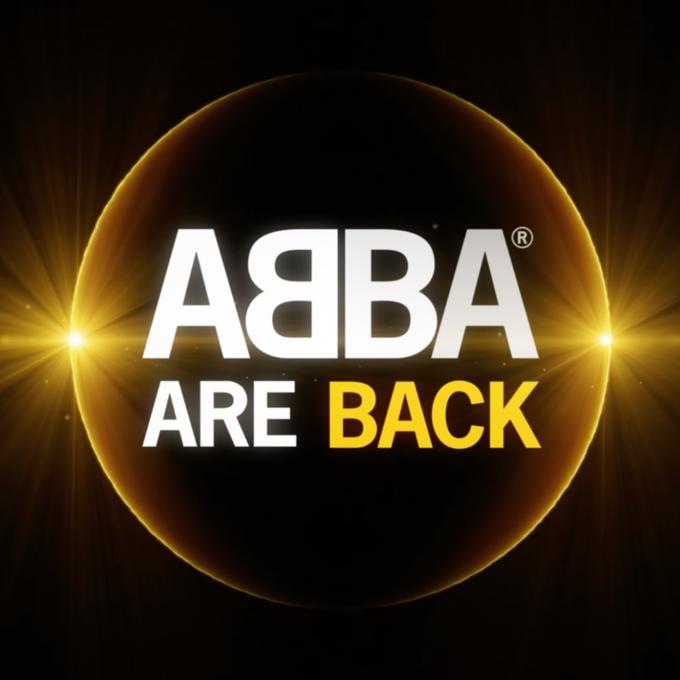 ABBA возвращается. Обложка нового альбома шведской четвёрки. Фото  официальный Twitter группы