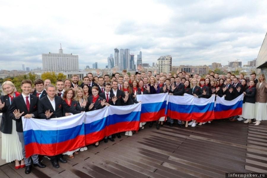 Татьяна Голикова поздравила победителей. Фото сайт Правительства РФ