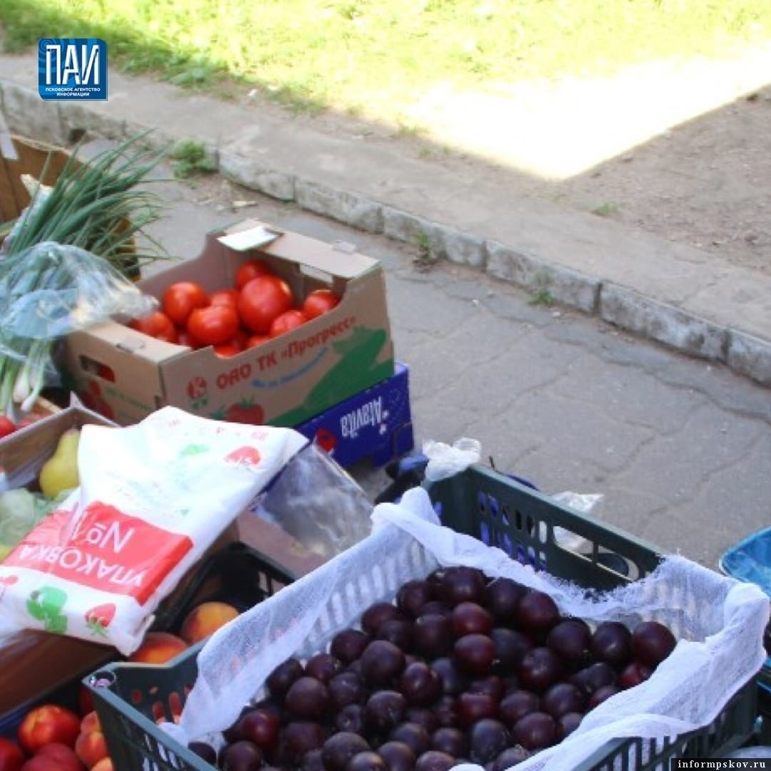 Областная сельскохозяйственная ярмарка пройдёт в Пскове 2 октября