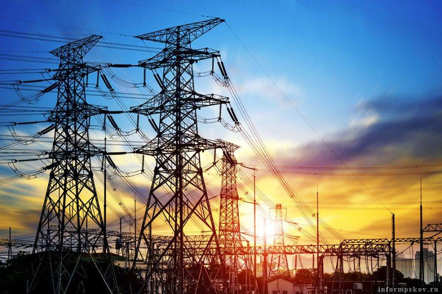 Литва перекрыла постоки российской энергии из Белоруссии. Эстония и Латвия недовольны. Фото iStock