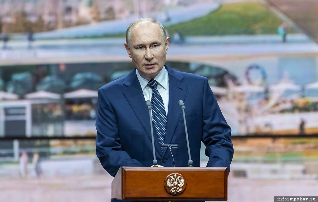 Фото: Владимир Новиков/POOL/ТАСС