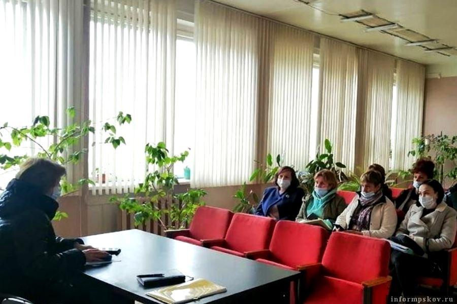 Помощь малоимущим - один из главных государственных вопросов. Фото  Комитет соцзащиты Псковской области