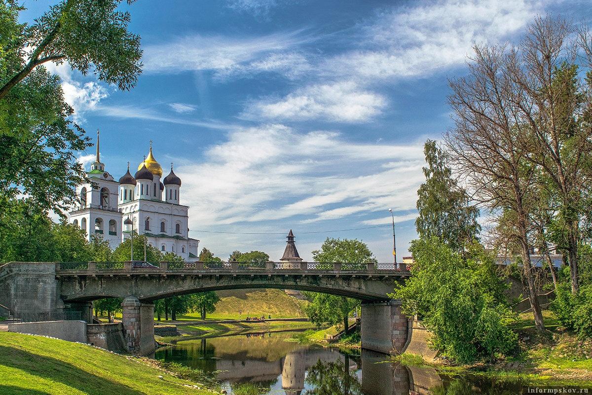 Советский (Троицкий) мост