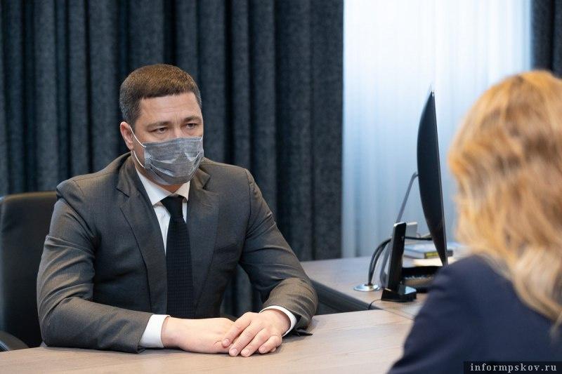 фото: официальный портал Псковской области