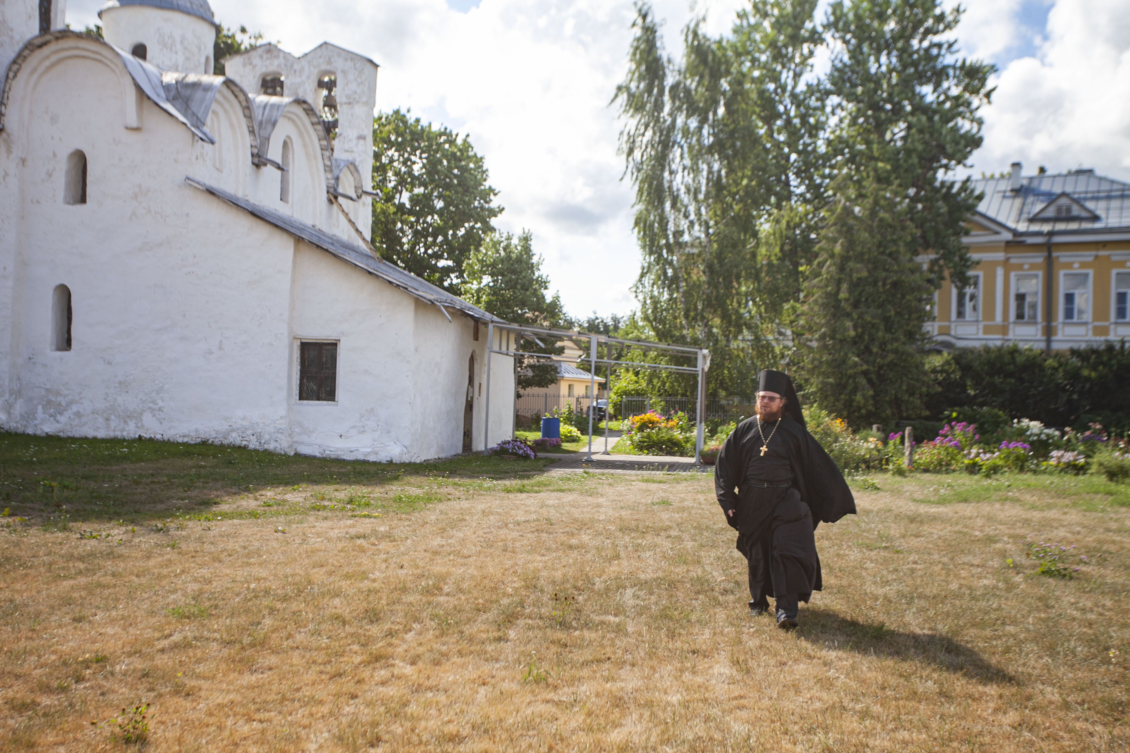 Собор закрыли в 1923 году