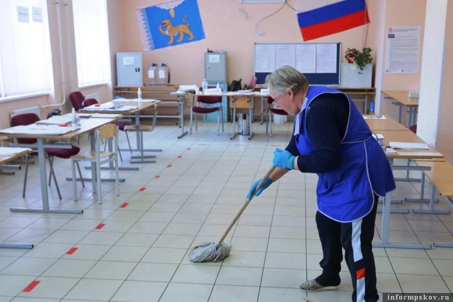Выборы завершились. Пора подводить итоги. Фото Андрея Степанова