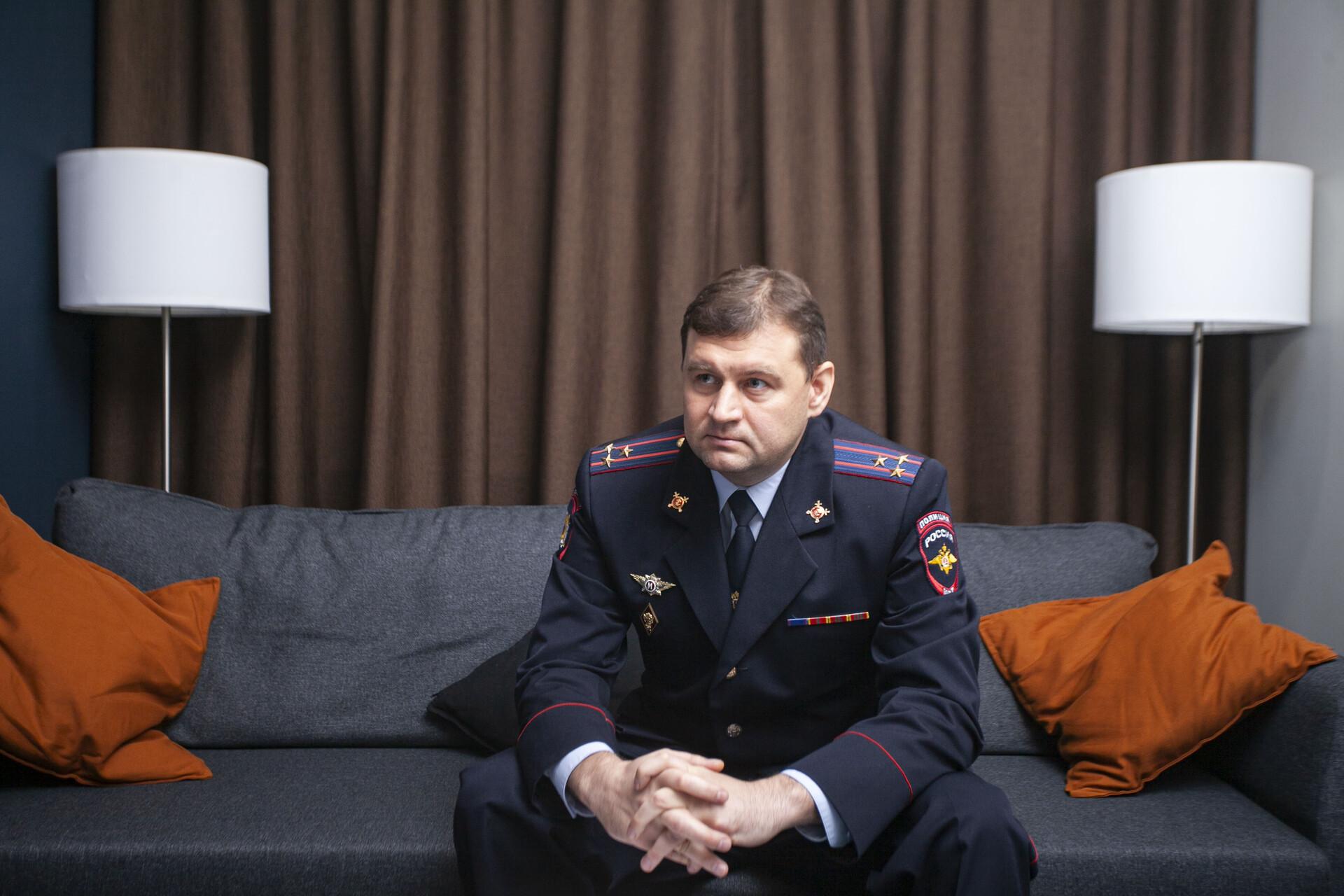 Сергей Еременко. Фото Арсения Тимашова